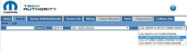 配48V轻混系统 Giulia全新动力信息曝光