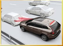 Volvo 防碰撞系统
