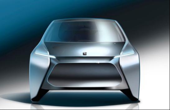 国内率先推出 纳智捷AI智能概念座舱官图发布