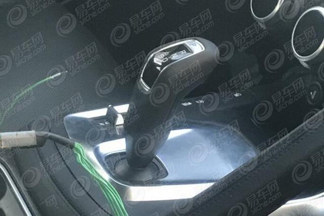 定位紧凑型SUV 国产捷豹E-PACE谍照曝光
