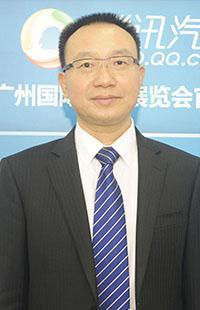 长安福特汽车有限公司执行副总裁何朝兵
