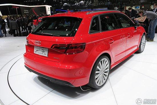 [新车解析]奥迪A3 e-tron插电式混动车首发