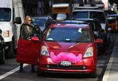 美国旧金山报告:网约车让城市交通更拥堵 程度增加一半