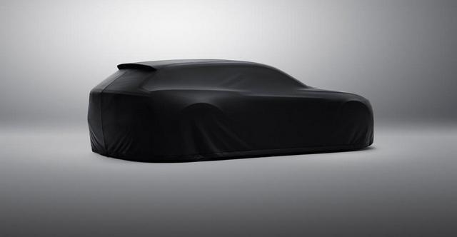 曝沃尔沃概念车预告图 或为全新猎装车型