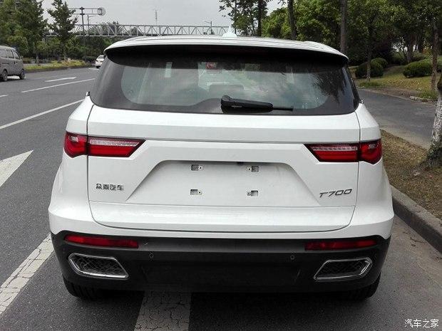 自主品牌将推4款SUV新车 长城豪华SUV领衔