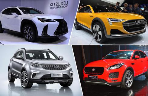 海外大厂最新资讯 5款实力派SUV即将来袭
