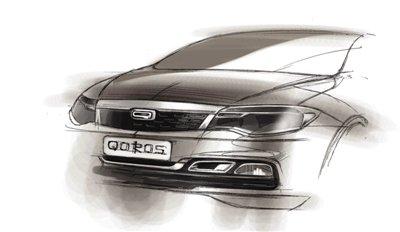 观致在欧洲发布QOROS品牌 明年推3款新车