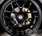 顶级轮毂与刹车