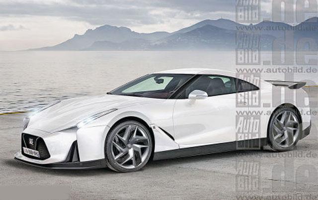 日产新一代GT-R最新信息披露 动力达700Ps