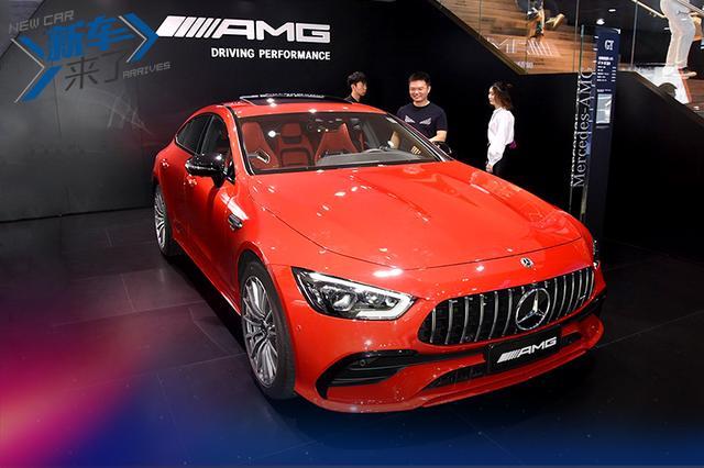 新车来了:梅赛德斯-AMG GT 四门版 3.2秒破百