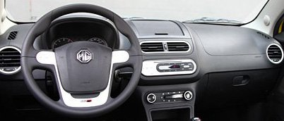 腾讯试驾上海上汽MG3自动精英版