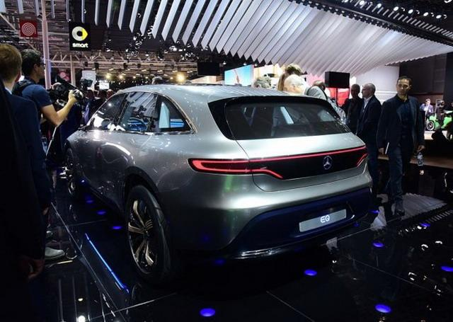 疾驰首款纯电动SUV接受预定 2019年正式交付