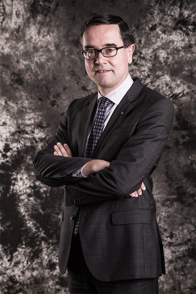 雷诺集团亚太区主席 、中国业务区高级副总裁、东风雷诺汽车有限公司总裁 福兰
