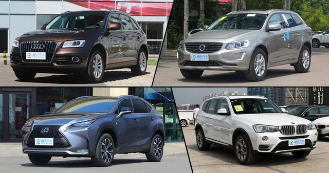 四款中型豪华SUV车型推荐 全能舒适之选