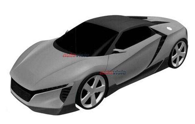本田新入门跑车明年推出 搭载2.0T发动机