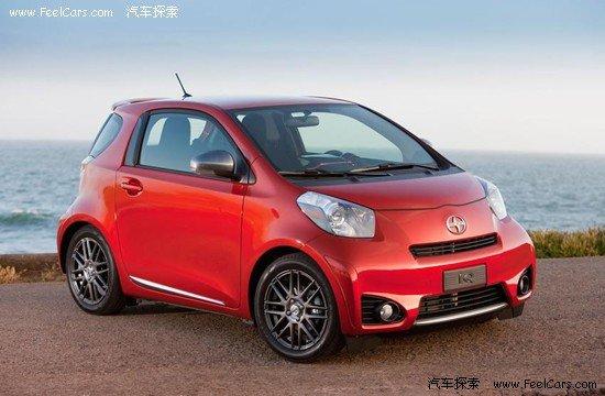 新车上市 丰田微车iq十月美国上市 有望引进国内  这款全新微型车的