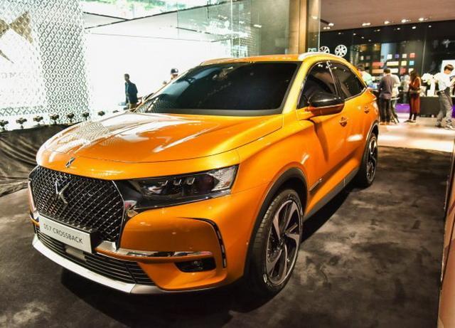 DS进军新动力范畴 纯电动车型明年表态