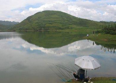 自驾垂钓好风光――平谷黄松峪水库
