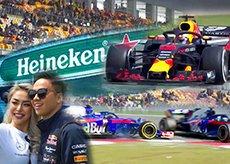 2018赛季F1中国站观赛感受