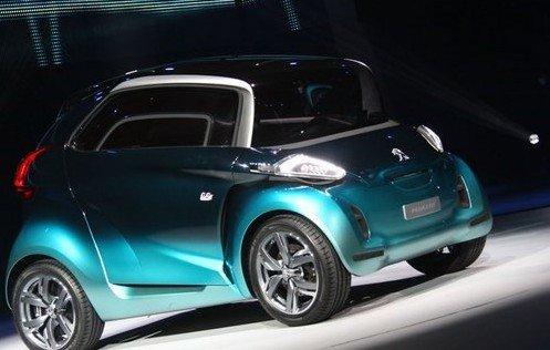 标致在华2年将推14款车 RCZ跑车年内上市