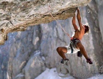 峭壁上的芭蕾:假期感受极限攀岩之美