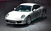 保时捷:新一代保时捷911轻量化车身设计比上一代轻了45公斤