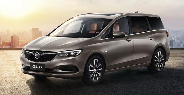 别克GL6武汉投产 将于10月16日正式上市