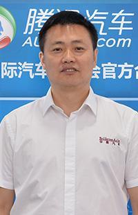 绵阳华瑞汽车有限公司副总经理魏东