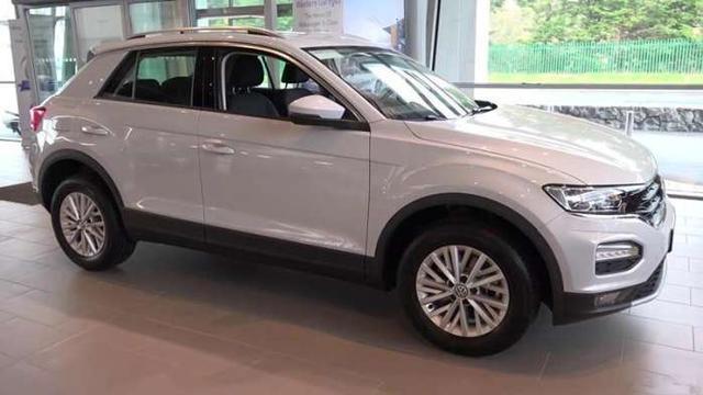 一汽大众即将国产首款SUV T-Roc实车曝光