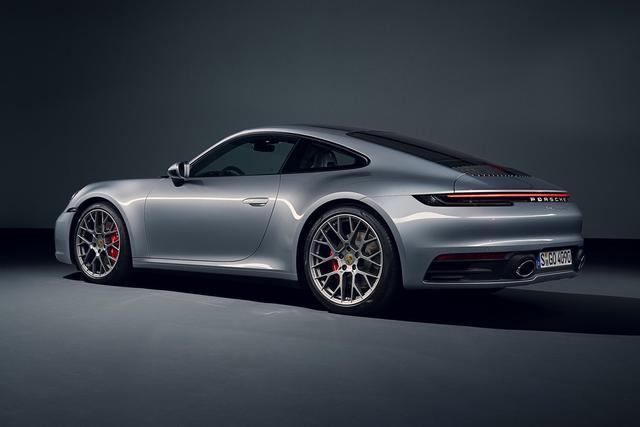 保时捷911 Carrera/雷克萨斯RC领衔 近期新车官图赏析