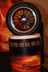 2011年度性价比车轮-米其林 ENERGY XM2