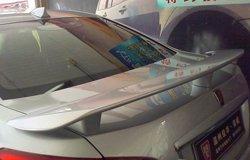 荣威550改装作业 天线尾翼