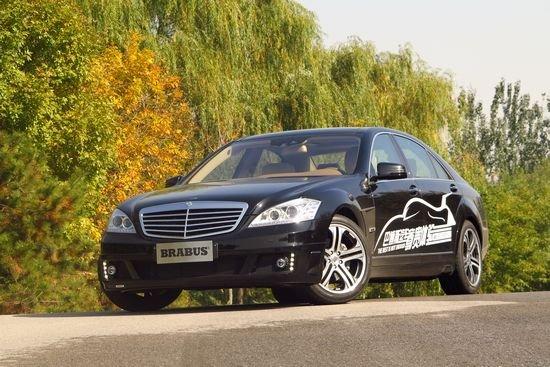 [新车上市]巴博斯S级四驱上市 售171.80万起