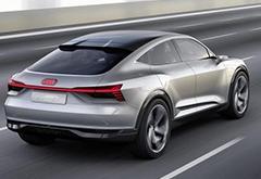奥迪确认第二款电动车e-tron Sportback 2019年投产