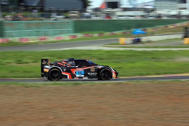 Xtreme Club车队征战中国超级跑车锦标赛