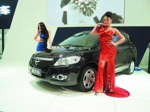 海马2012款普力马广州上市 售7.98 10.98万高清图片