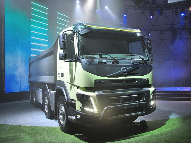 沃尔沃卡车三款新车亚洲首发 主打智能舒适性