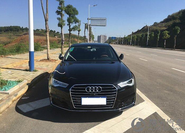 2016款奥迪A6L提车作业及用车体验
