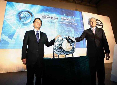 第十代SUNNY阳光首次搭载全新一代智能CVT
