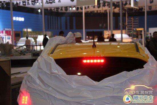 [车展探营]广州本田2011款新飞度实车首曝