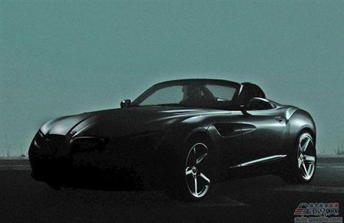 宝马与Zagato双方合作一同推出新款概念车