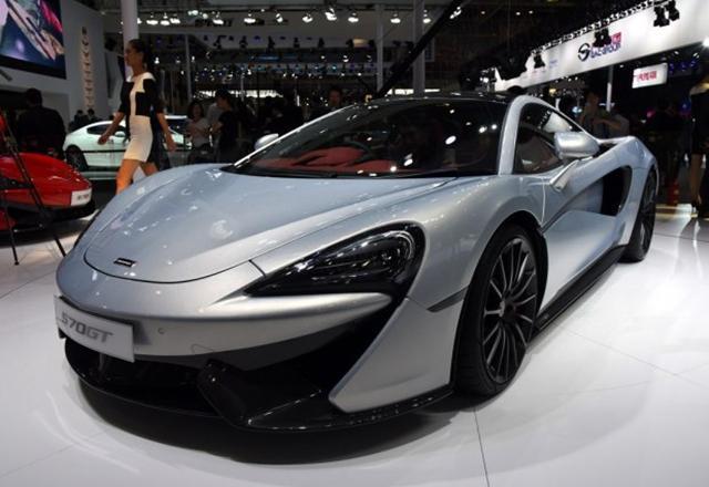 迈凯伦上海车展阵容公布 720S/570GT限量版
