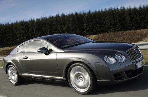欧陆GT极致系列 中国市场专属车型