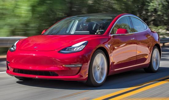 特斯拉:Model  3国内交付要等到2018年