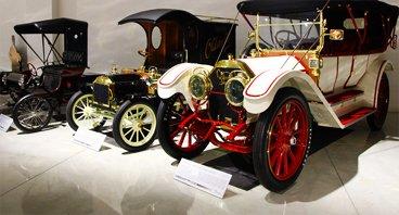 1901-1911年间汽车技术进步的体现
