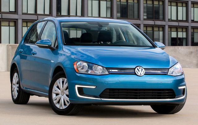 大众海外推低配高尔夫电动车 约合21万元