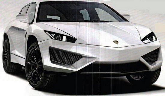 [海外车讯]Deimos商标或为兰博基尼SUV命名