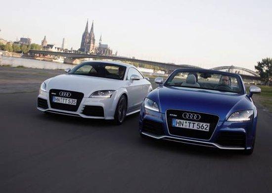 奥迪S系列运动车型及RS系列高性能车型