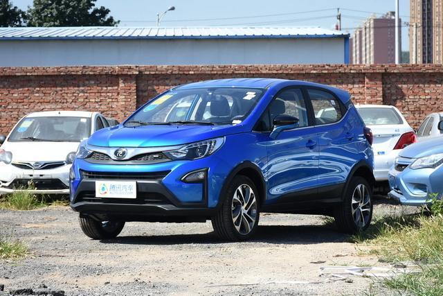 比亚迪元新增车型上市 售价7.29-9.99万元
