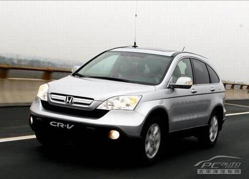 本田CR-V车型特点:低油耗SUV-2012持续畅销车型大猜想 不畏新车高清图片